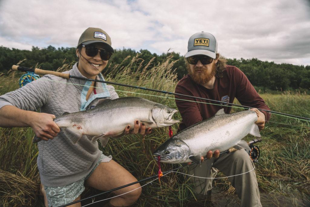 Naknek Pink & Silver Salmon