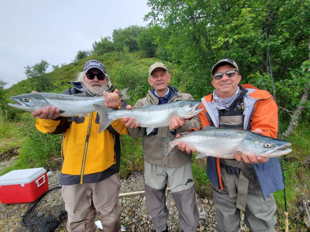 7/3 Fishing Report